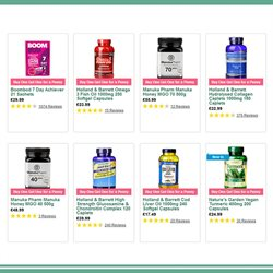 Holland & Barrett offers in the London catalogue