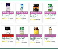 Water offers in the Holland & Barrett catalogue in Darlington