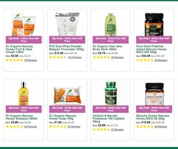 Soap offers in the Holland & Barrett catalogue in London