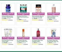 Bath offers in the Holland & Barrett catalogue in London