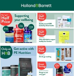Holland & Barrett catalogue in Liverpool ( Expired )