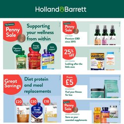 Supermarkets offers in the Holland & Barrett catalogue ( 1 day ago)