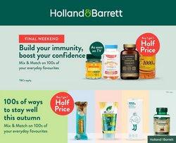 Holland & Barrett offers in the Holland & Barrett catalogue ( 1 day ago)