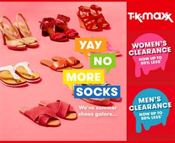 TK Maxx offers in the London catalogue