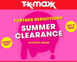 TK Maxx offers in the Brighton catalogue