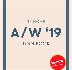 TK Maxx catalogue in London ( 13 days left )
