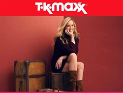 TK Maxx catalogue in Liverpool ( 9 days left )