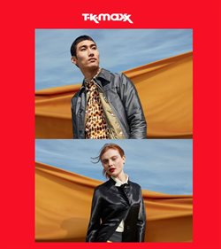 TK Maxx catalogue ( 3 days left )