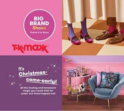 TK Maxx offers in the TK Maxx catalogue ( 1 day ago)