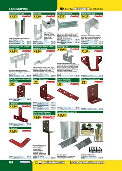 Screws offers in the Toolstation catalogue in London