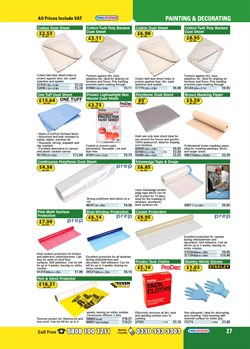 Windows offers in the Toolstation catalogue in London