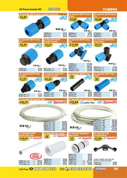 Tap offers in the Toolstation catalogue in London