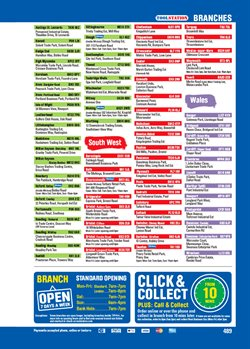 Pool offers in the Toolstation catalogue in London