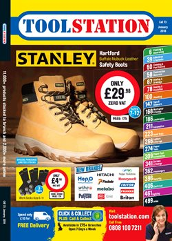 Toolstation offers in the Warrington catalogue