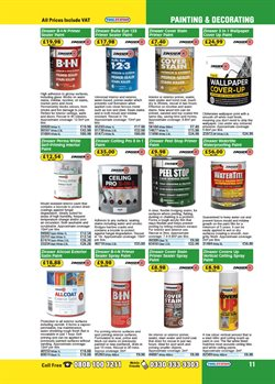 Seal offers in the Toolstation catalogue in London