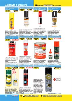 Carpet offers in the Toolstation catalogue in London