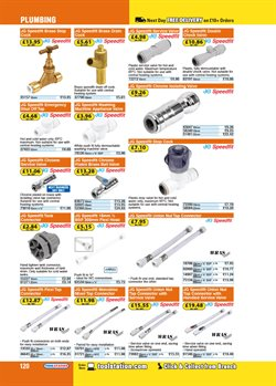 WC offers in the Toolstation catalogue in London
