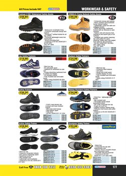 Men's trainers offers in the Toolstation catalogue in London
