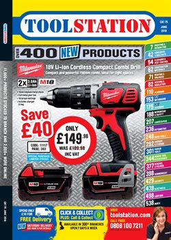 Toolstation offers in the London catalogue