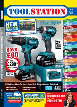 Garden & DIY offers in the Toolstation catalogue in Tower Hamlets