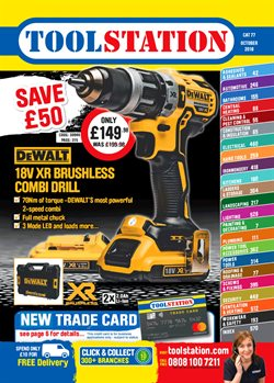 Garden & DIY offers in the Toolstation catalogue in Camden