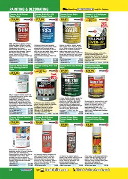 Doors offers in the Toolstation catalogue in London