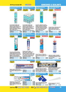 Bath offers in the Toolstation catalogue in Wallasey