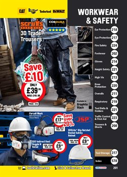 Clothing offers in the Toolstation catalogue in Cheltenham
