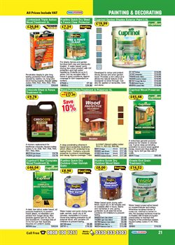 Garden offers in the Toolstation catalogue in Liverpool