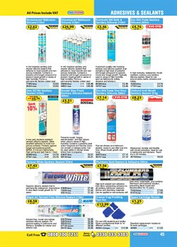 Bath offers in the Toolstation catalogue in London