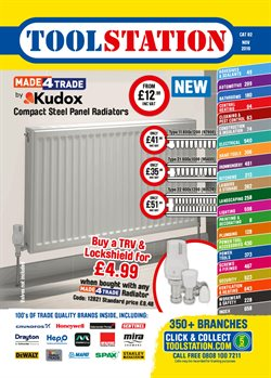 Toolstation offers in the Liverpool catalogue
