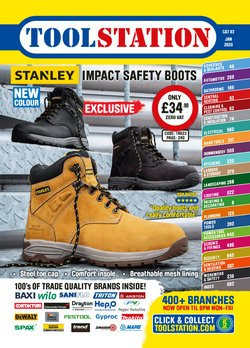 Toolstation offers in the Birmingham catalogue