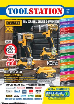Toolstation catalogue in Liverpool ( Expires tomorrow )