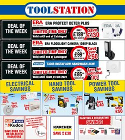 Toolstation catalogue in Milton Keynes ( Expired )