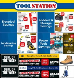 Toolstation catalogue ( Expires tomorrow )