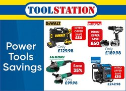 Garden & DIY offers in the Toolstation catalogue ( Published today)