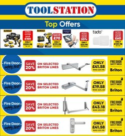 Garden & DIY offers in the Toolstation catalogue ( 1 day ago)