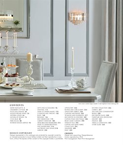 Curtains offers in the Laura Ashley catalogue in London
