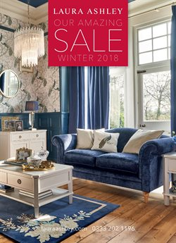 Home & Furniture offers in the Laura Ashley catalogue in Barking-Dagenham
