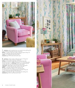Chairs offers in the Laura Ashley catalogue in Basingstoke