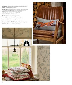 Lounge furniture offers in the Laura Ashley catalogue in Glasgow