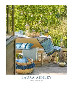 Laura Ashley catalogue in London ( More than a month )