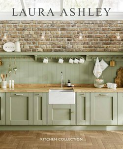 Home & Furniture offers in the Laura Ashley catalogue ( More than a month)