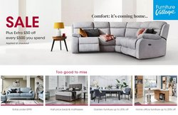 Furniture Village offers in the Furniture Village catalogue ( 5 days left)