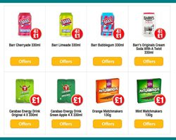 Food offers in the Poundland catalogue in Liverpool