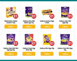 Season offers in the Poundland catalogue in London