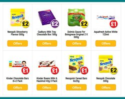 Chocolate offers in the Poundland catalogue in London