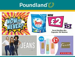 Guildhall Shopping Centre Stafford offers in the Poundland catalogue in Stafford