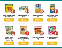Biscuits offers in the Poundland catalogue in London