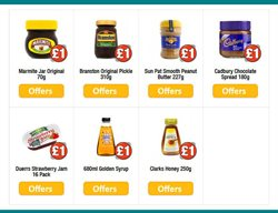 Butter offers in the Poundland catalogue in London